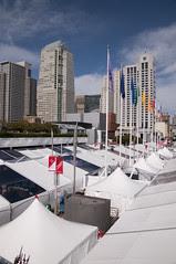 Howard Street Tent, Oracl OpenWorld 2011