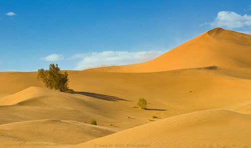 Desert Tabuk III by © Saud AL-Jethli, Photo