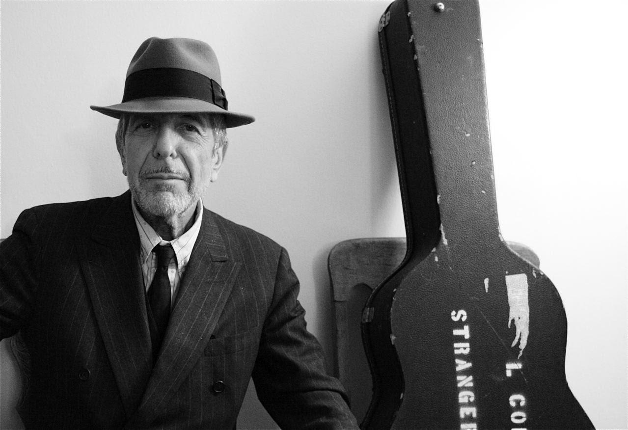 Resultado de imagen de Leonard Cohen