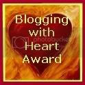 Blogging with Heart Award 2008