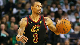 NBA playoffs 2018: Cavs G George Hill questionable for Game 4 with back spasms | NBA | Sporting News