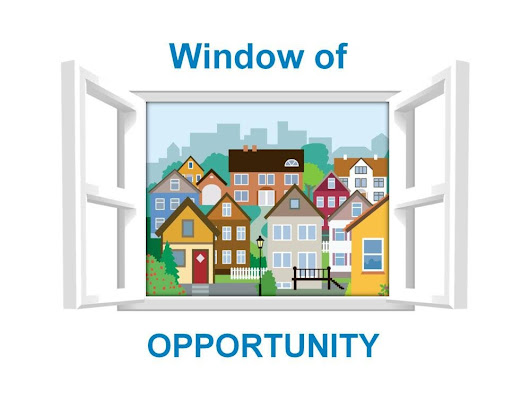 "Home buyers see ""window of opportunity"" with shift to more balanced market!"