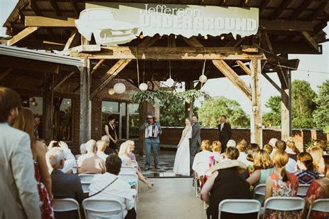 Keith   Erin // Eclectic Rooftop Wedding at Jefferson