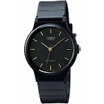 Casio Mens Watch With Black Resin Band - MQ24-1E