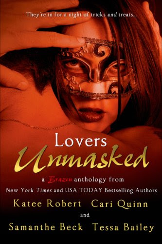Lovers Unmasked (Entangled Brazen) by Katee Robert
