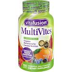 Vitafusion MultiVites Vitamin Gummies - Berry, Peach & Orange - 150ct