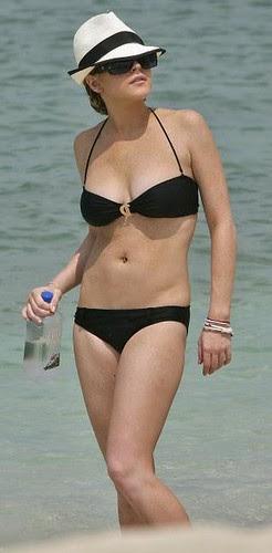 Lindsay Lohan Bandeau