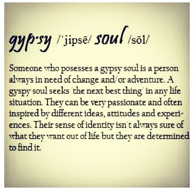 Gypsy Quote Quote Number 665031 Picture Quotes