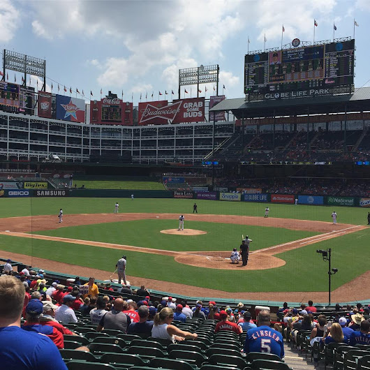 New Renderings Released for the proposed Texas Rangers Stadium