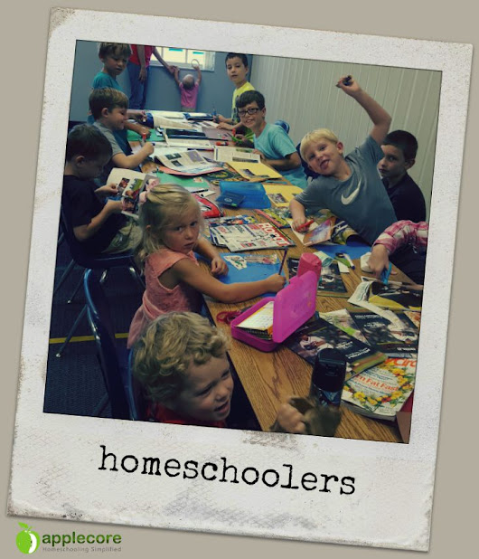 10 Questions About Homeschool Co-ops | Applecore Blog