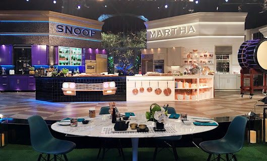 Yin and yang: Blending Martha Stewart with Snoop Dogg for VH1