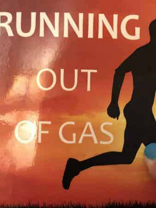 Book Review: Running out of Gas by Scott Ludwig - A Triathlete's Diary
