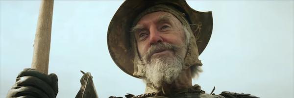 The Man Who Killed Don Quixote Trailer Terry Gilliams