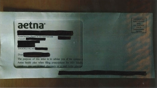 Aetna Mailer Accidentally Reveals HIV Status Of Up To 12,000 Customers