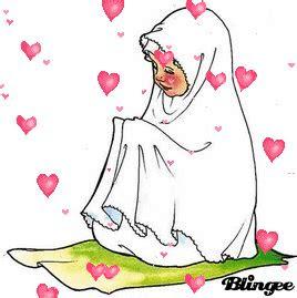 gambar kartun muslimah pictures p   blingee gambar