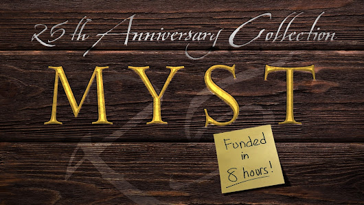 Update 16: End of Ages (Myst V): Behind the Ages - Bill Slease · Myst 25th Anniversary Collection