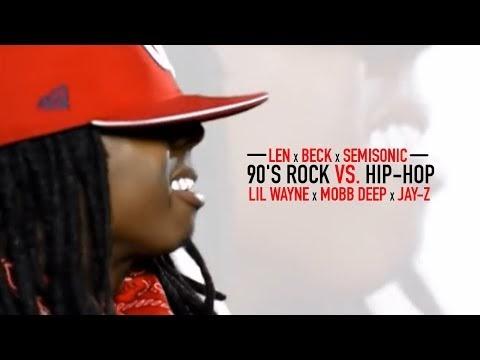Lil Wayne x Mobb Deep x Jay-Z - 90s Rock vs Hip-Hop