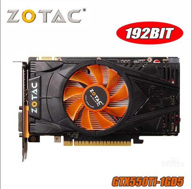 Best Offers Used Zotac Video Card Geforce Gtx 550 Ti 1gb Gddr5 Graphics Cards For Nvidia Map Gtx550ti Internet Cafes Gtx 550ti 1gd5 Dvi Vga
