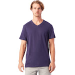 Alternative - Men's Keeper V-Neck-NAVY-M