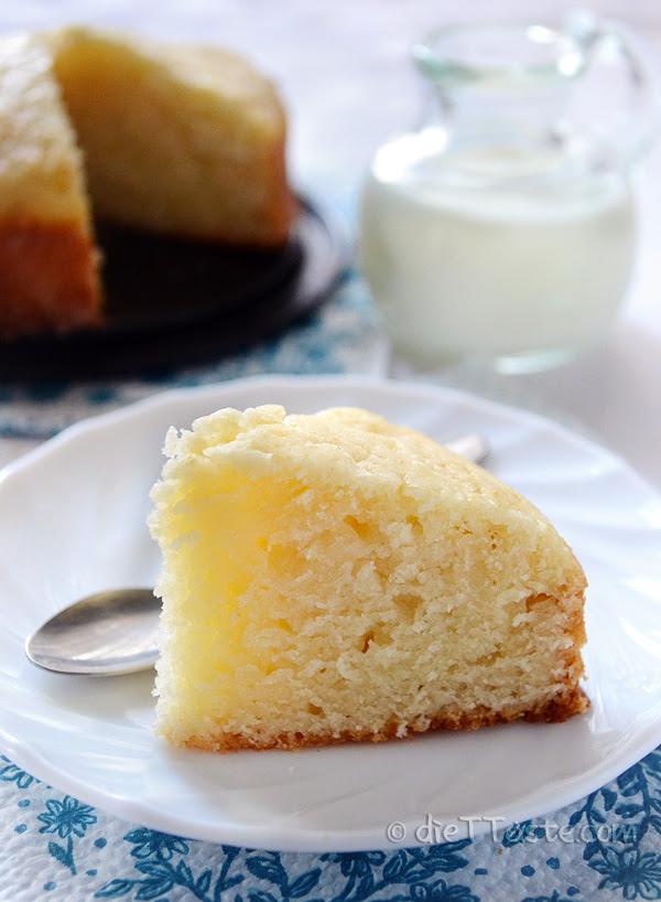 Eggless Cake | dieT Taste