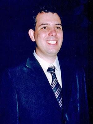 O professor da Unesp Eder Pires de Camargo (Foto: Arquivo pessoal)