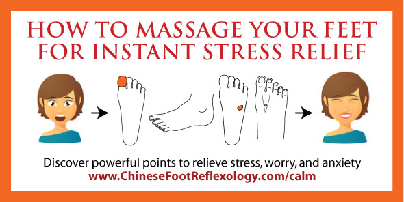 How to Massage Your Feet for Instant Stress Relief