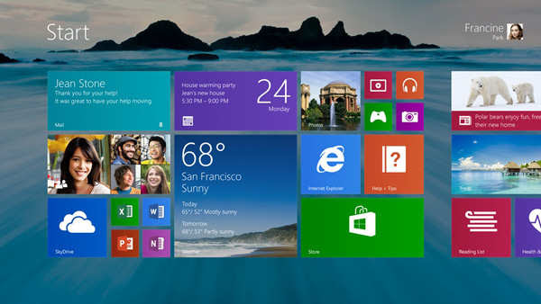 Windows And Windows Phone 8.1: 2014