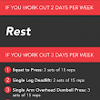 Greatist Workout of the Day: Wednesday October 8th | Greatist