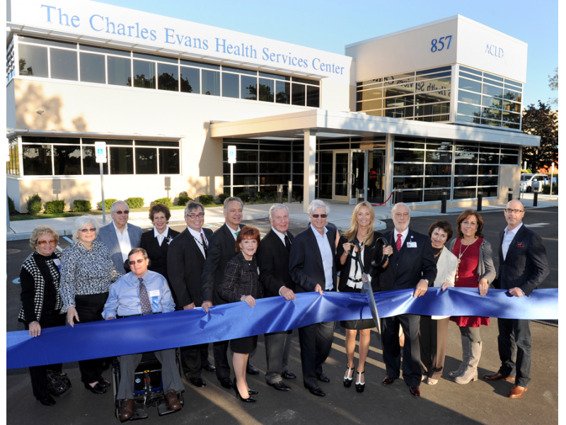 Acld Opens The Charles Evans Health Services Center In