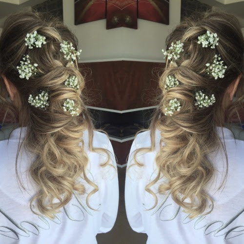 ELENA PANZERI | Bridal Hair Ideas