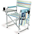 Picnic Time Sports Chair - ST Tropez