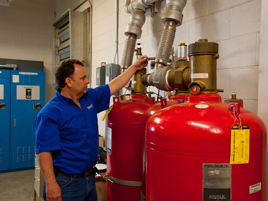 Clean Agent Fire Suppression System | International Fire Protection