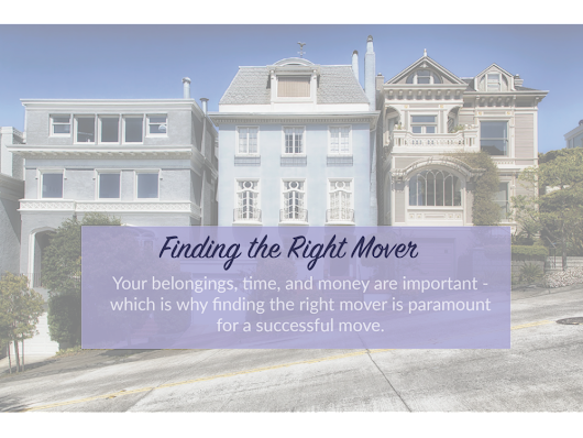 Finding the Right Mover