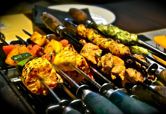 Restaurant Review : Barbeque Nation , Noida ! (#Punjabi Festival Special)