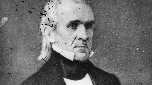 James Polk: The dead president who just can't rest in peace - BBC News