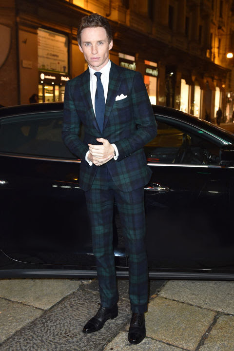 Right now, Eddie Redmayne is the Emma Stone of male celebrities. You can see why.