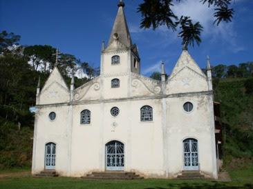 Capela de São Sebastião em Arraial Novo.
