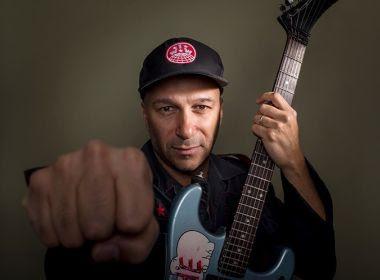 Guitarrista Tom Morello defende Lula e diz que seu julgamento é 'injusto'