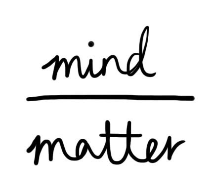 Mind Over Matter Quotes Sayings Mind Over Matter Picture Quotes