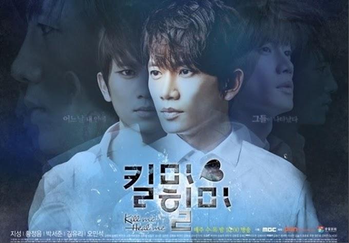 1st K-Drama Aku Layan-Kill Me Heal Me (2015)