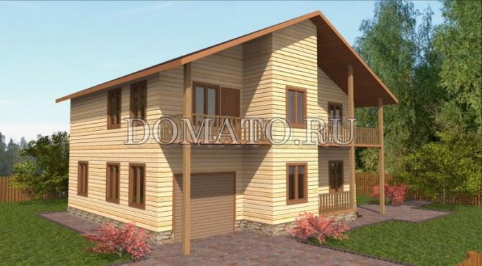 Типовые проекты под ключ: дома из бруса, каркасные дома, бани, коттеджи.