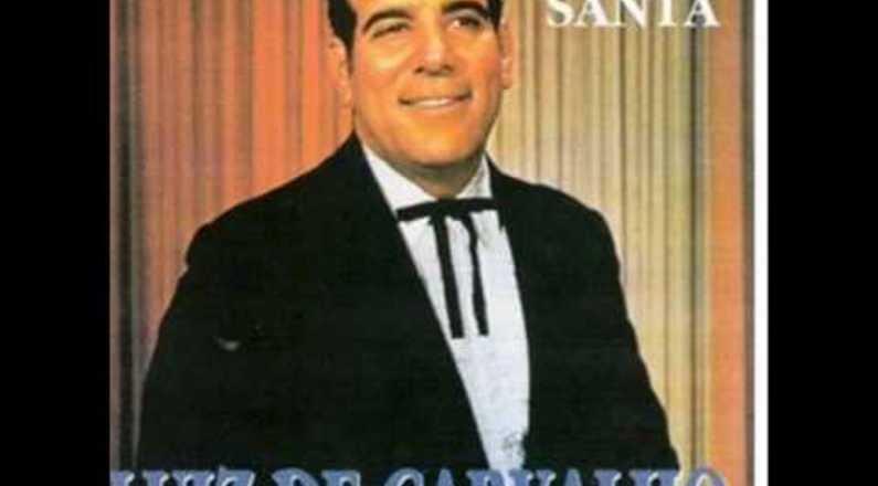 Luiz de Carvalho - Lindos louvores da Harpa Cristã