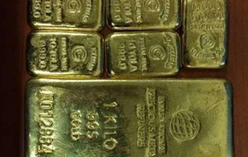Na Índia, mulher é detida após ser flagrada com 2 kg de ouro na calcinha