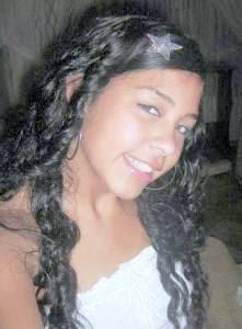 Adolescente asesinada