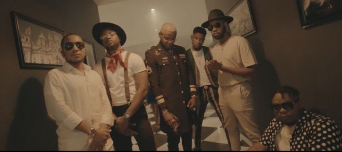 [Video] DJ Enimoney Ft. Olamide, Kizz Daniel, Kranium & LK Kuddy – Send Her Money