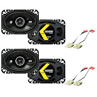 SC2-PACKAGES Chevy CK Truck (Full Size) 1988-1994 Factory Speaker Upgrade Kicker (2)DSC46 New