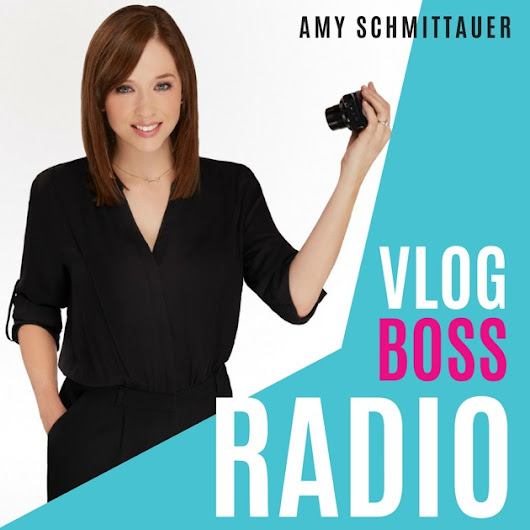 "Vlog Boss Radio with Amy Schmittauer by Amy Schmittauer of Savvy Sexy Social! Amy chats with Guy Kawasaki, Michelle Tillis Lederman, Sue B. Zimmerman, Marques Brownlee, Dan Gheesling, Adande ""Swoozie"" Thorne, Matthew Santoro, Michael O'Neal, Robbie Kellman Baxter and more! on Apple Podcasts"