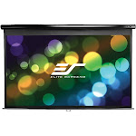 Elite Screens Manual Series M128UWX Projection Screen