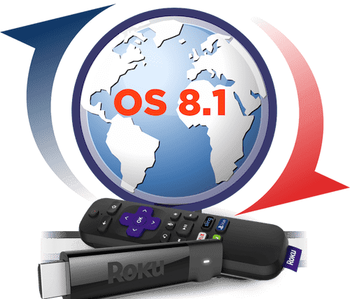 A New Major Update For Roku - OS 8.1 Is On The Way - Roku Streamin - TvStreamin