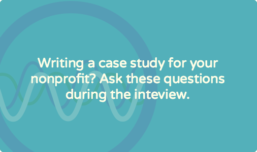 financial case study interview questions